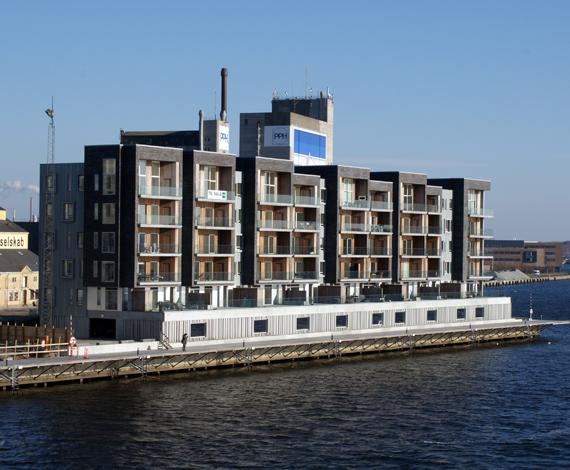 DORSKILTE-Havnegade-bygning